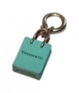 Tiffany & Co. Tiffany & co shopping bag charm