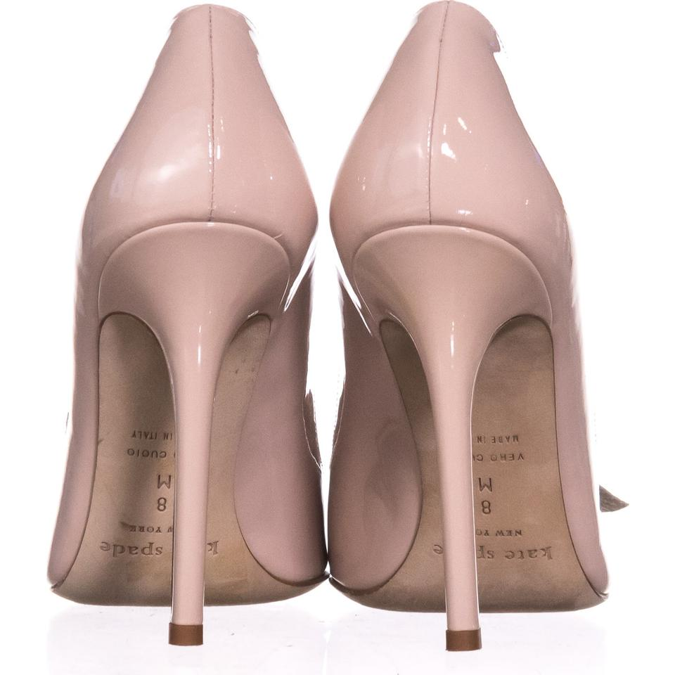 f42eff0555e Kate Spade Pink Linden Flower Classic 826 Pale Blush Pumps Size US 8 ...
