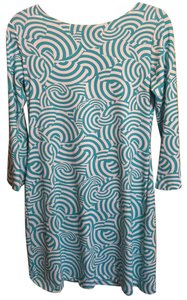 Melly M short dress Turquoise on Tradesy