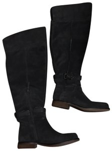 ec03cf2fcc2 Grey Franco Sarto Boots   Booties - Up to 90% off at Tradesy