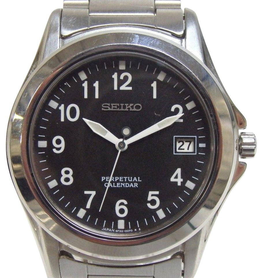 Seiko Perpetual Calendar Quartz Men Watch - Tradesy 14dd71e21