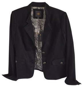 Outback Red Black and White Blazer