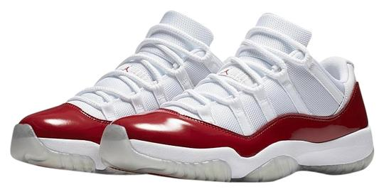 separation shoes 9f54b f1fe6 air jordan white varsity red black retro 11 bg nike sneakers size us 5 regular  m b