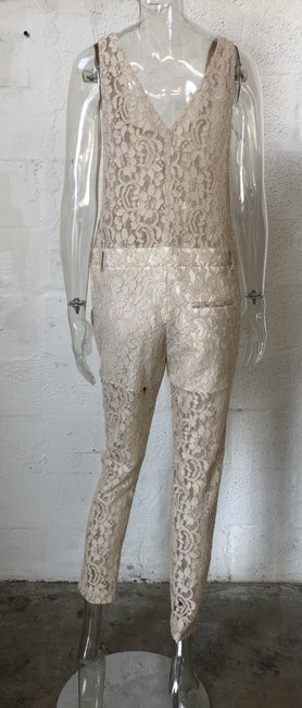 MSGM Lace Overall Dress