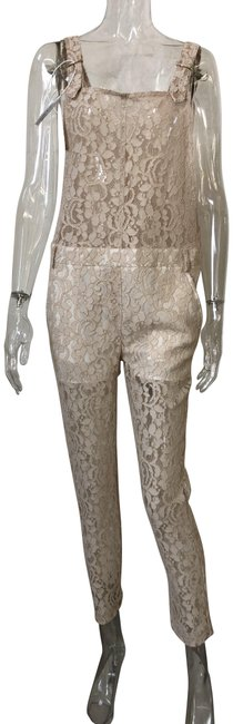 Preload https://img-static.tradesy.com/item/23241727/msgm-beige-lace-overall-romperjumpsuit-size-10-m-0-1-650-650.jpg