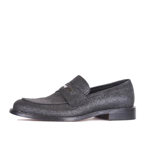 Preload https://img-static.tradesy.com/item/23241791/bruno-magli-midnight-men-s-glitter-loafer-flats-size-us-8-regular-m-b-0-1-540-540.jpg