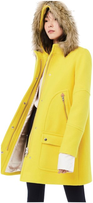 Preload https://img-static.tradesy.com/item/23241804/jcrew-yellow-chateau-parka-in-italian-stadium-cloth-wool-coat-size-petite-6-s-0-2-650-650.jpg