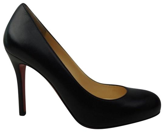 Preload https://img-static.tradesy.com/item/23241824/christian-louboutin-black-simple-heels-women-s-pumps-size-eu-355-approx-us-55-regular-m-b-0-1-540-540.jpg