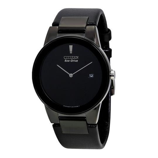 Preload https://item3.tradesy.com/images/citizen-black-eco-drive-40-mm-axiom-dial-leather-men-s-watch-23241872-0-0.jpg?width=440&height=440