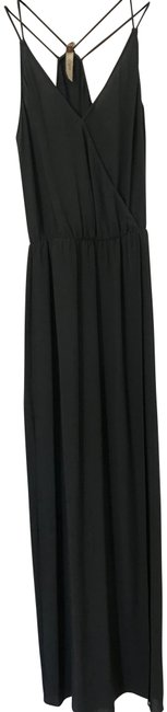 Preload https://item4.tradesy.com/images/rory-beca-slate-strappy-wrap-long-formal-dress-size-4-s-23241878-0-1.jpg?width=400&height=650