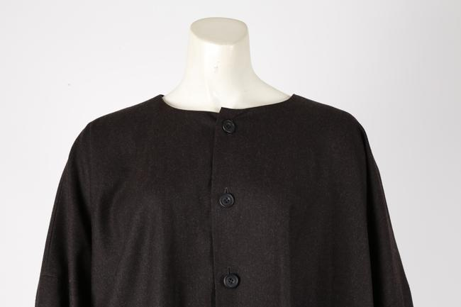 Eskandar Wool Brown Jacket