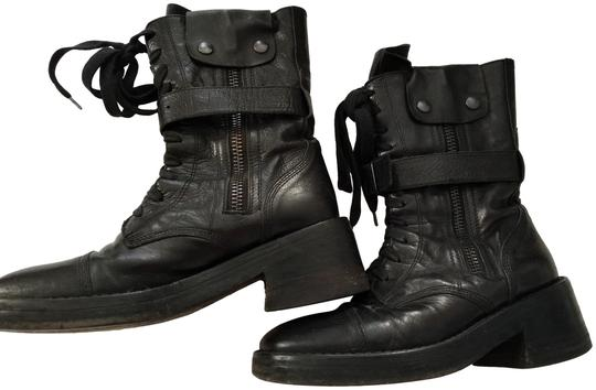 Preload https://item5.tradesy.com/images/ann-demeulemeester-black-made-in-belgium-soft-leather-combat-bootsbooties-size-eu-365-approx-us-65-r-23242059-0-1.jpg?width=440&height=440