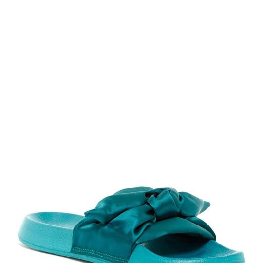 Spice Knotted Navy. Teal. Blush Sandals
