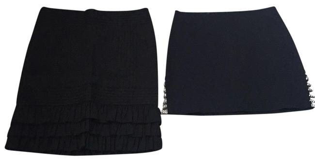 Preload https://img-static.tradesy.com/item/23242293/bebe-knee-length-skirt-size-2-xs-26-0-1-650-650.jpg