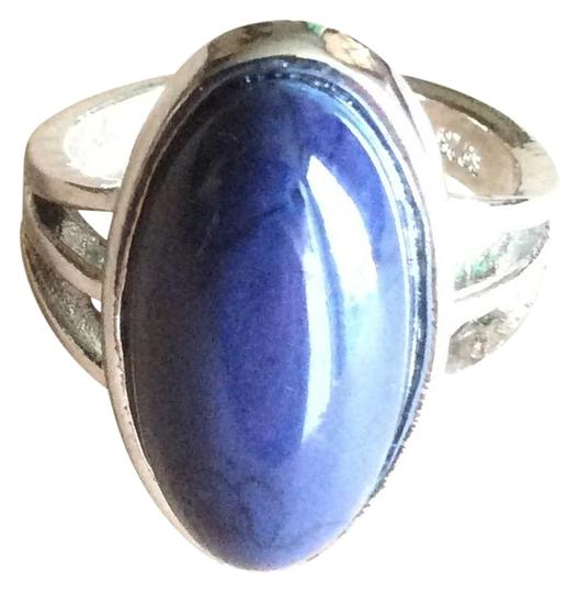 Preload https://item2.tradesy.com/images/silver-925-sterling-sapphire-ring-23242416-0-1.jpg?width=440&height=440