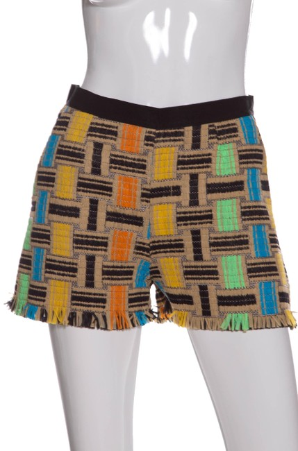 Preload https://item3.tradesy.com/images/multicolored-woven-fringe-edge-minishort-shorts-size-4-s-27-23242417-0-1.jpg?width=400&height=650