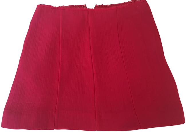 Marni Mini Skirt Fushia