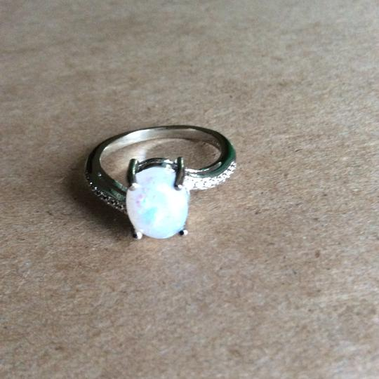 Other 925 Sterling Silver white Opal