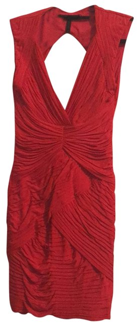 Preload https://item3.tradesy.com/images/bcbgmaxazria-red-unknown-short-night-out-dress-size-8-m-23242492-0-1.jpg?width=400&height=650