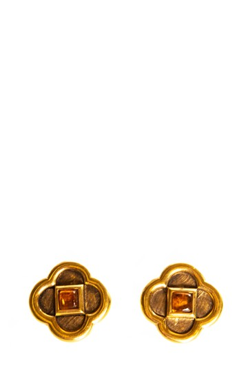 Preload https://img-static.tradesy.com/item/23242582/lanvin-gold-gold-tone-clip-on-grippoix-embellishment-earrings-0-0-540-540.jpg