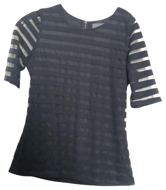 Preload https://item2.tradesy.com/images/sunday-in-brooklyn-black-quarter-sleeve-night-out-top-size-8-m-23242586-0-1.jpg?width=400&height=650
