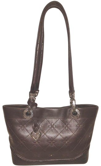 Preload https://item4.tradesy.com/images/brighton-with-matching-wallet-brown-leather-tote-23242733-0-1.jpg?width=440&height=440