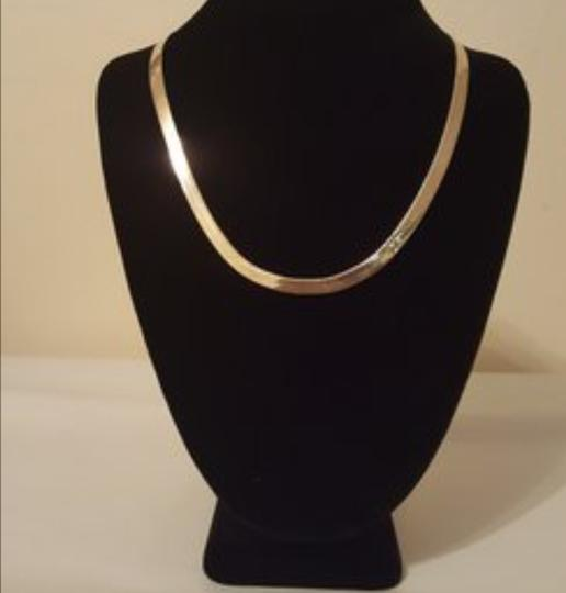 Other 14K Yellow gold filled Herringbone bone chain