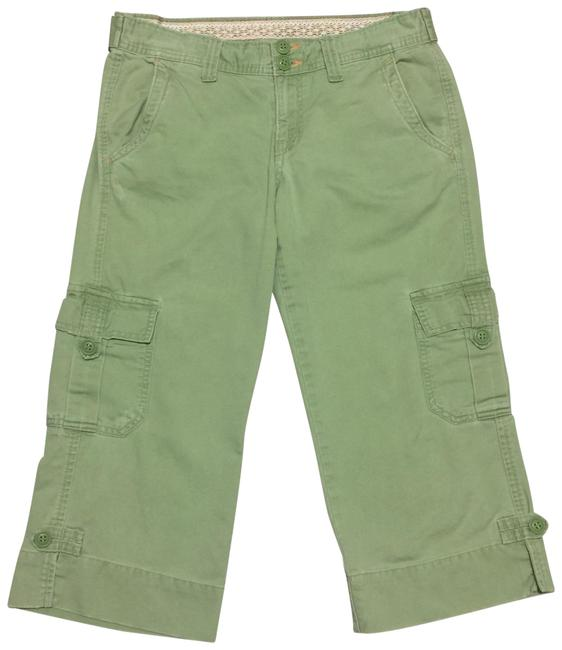 Preload https://item2.tradesy.com/images/lucky-brand-green-slightly-distressed-cargo-pants-capris-size-4-s-27-23242766-0-1.jpg?width=400&height=650