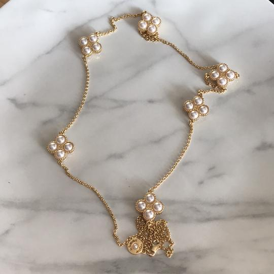 Tory Burch nwot Tory Burch faux pearl necklace