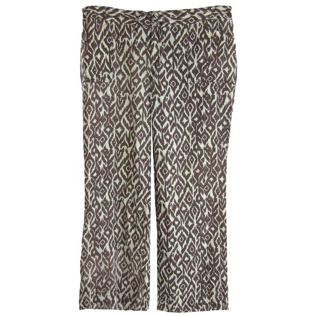 Preload https://item1.tradesy.com/images/multi-color-ikat-print-linen-straight-leg-pants-size-18-xl-plus-0x-23242840-0-0.jpg?width=400&height=650