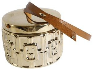 VIKTOR & ROLF VIKTOR &ROLF Beige Leather Waist Belt