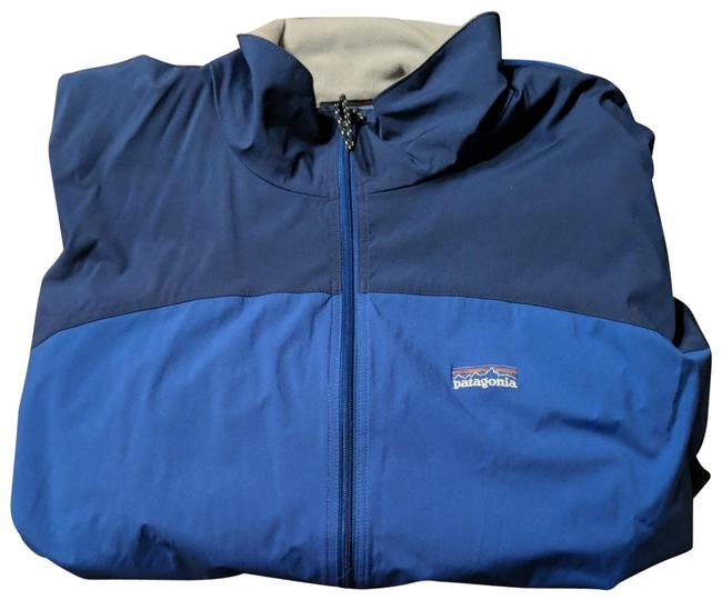 Preload https://img-static.tradesy.com/item/23242903/patagonia-dark-and-medium-blue-with-grey-flannel-lining-coat-size-16-xl-plus-0x-0-1-650-650.jpg