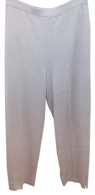 Preload https://item3.tradesy.com/images/st-john-orchid-collection-elastic-waist-knit-straight-leg-pants-size-14-l-34-23242927-0-0.jpg?width=400&height=650