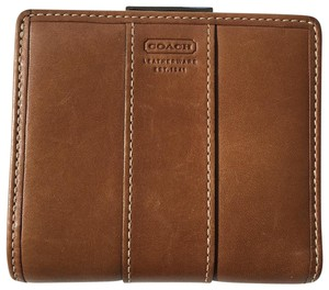Coach Coach Vintage Brown Leather Wallet