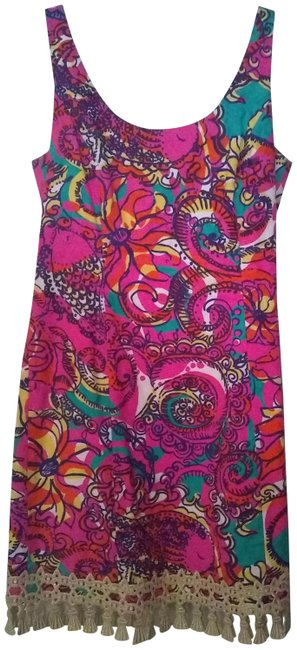 Preload https://img-static.tradesy.com/item/23243084/lilly-pulitzer-multicolor-short-casual-dress-size-4-s-0-1-650-650.jpg