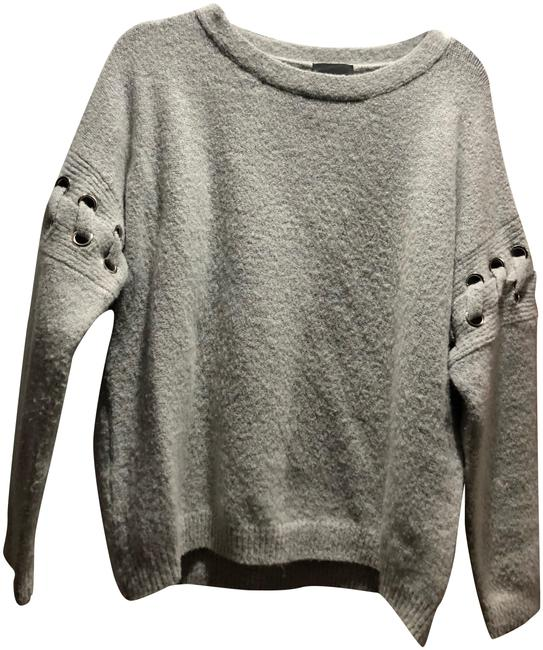 Preload https://item1.tradesy.com/images/lumiere-gray-sweaterpullover-size-8-m-23243135-0-1.jpg?width=400&height=650