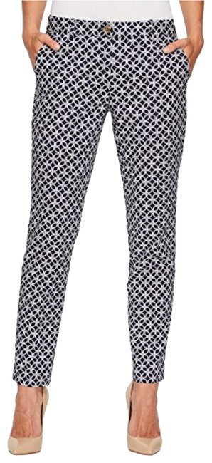 Preload https://img-static.tradesy.com/item/23243286/michael-kors-true-navy-print-slim-leg-skinny-pants-size-14-l-34-0-1-650-650.jpg