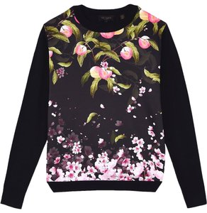 Ted Baker Anthya Peach Blossom Sweater