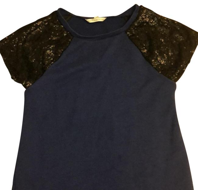 Preload https://img-static.tradesy.com/item/23243323/victoria-s-secret-royal-blue-with-black-sequins-sweatshirt-tunic-size-4-s-0-1-650-650.jpg