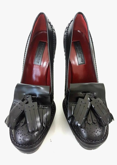 Burberry Black Pumps