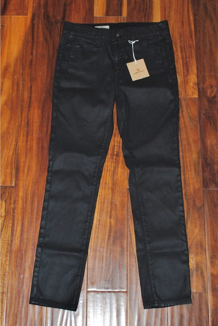 Preload https://img-static.tradesy.com/item/23243393/ag-adriano-goldschmied-super-black-coated-tomboy-pants-vegan-maximalism-boyfriend-cut-jeans-size-25-0-8-650-650.jpg