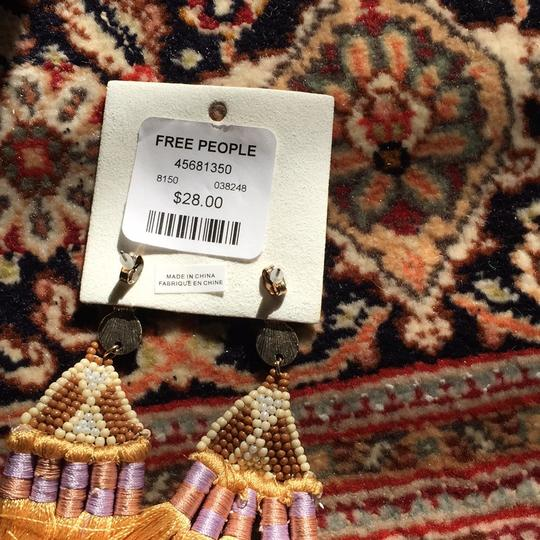 Free People free people Maricopa beaded earrings