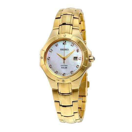 Preload https://img-static.tradesy.com/item/23243544/seiko-gold-coutura-gold-tone-solar-mother-of-pearl-calendar-ladies-casual-watch-0-0-540-540.jpg