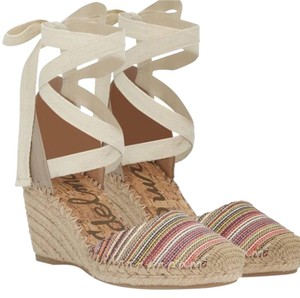 Sam Edelman Multicolor Wedges