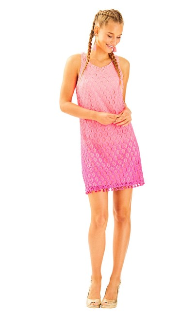 Preload https://img-static.tradesy.com/item/23243660/lilly-pulitzer-pink-new-marquette-shift-short-casual-dress-size-0-xs-0-0-650-650.jpg
