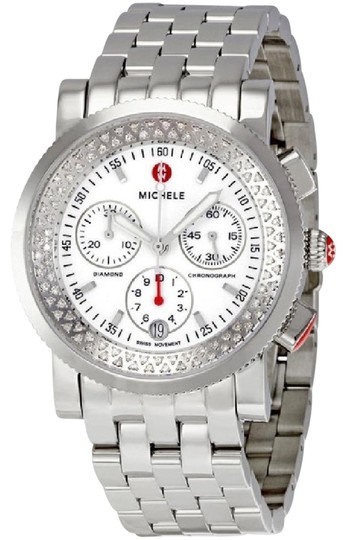 Preload https://img-static.tradesy.com/item/23243688/michele-silver-sport-sail-diamond-white-dial-watch-0-1-540-540.jpg