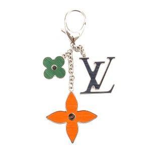 Louis Vuitton Louis Vuitton Multicolore Fleur dEpi Bag Charm Pre Owned