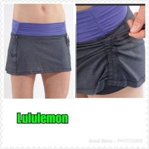 Lululemon Lululemon Hot 'N Sweaty Skirt-#Shorts
