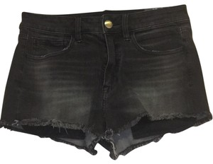 American Eagle Outfitters Mini/Short Shorts grey black