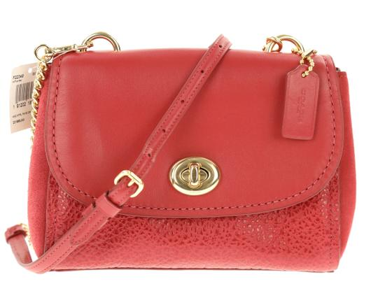 Preload https://img-static.tradesy.com/item/23243991/coach-faye-red-leather-cross-body-bag-0-3-540-540.jpg